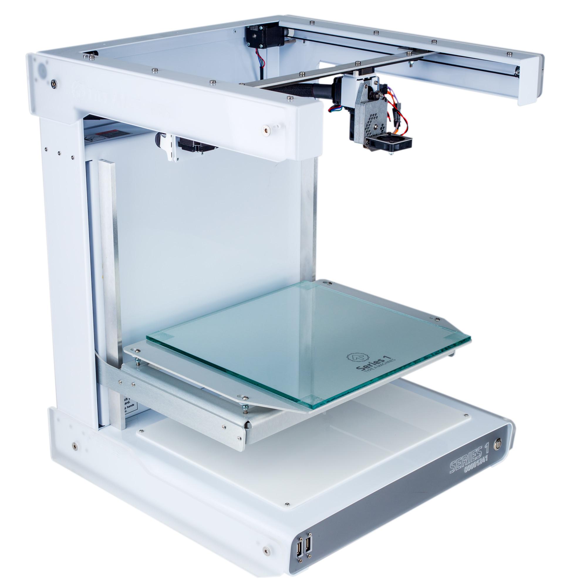 Award-Winning Desktop 3D Printer